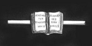 broche zilver (detail)